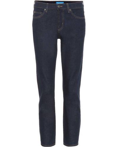 Джинсы бойфренды скинни mom Mih-jeans