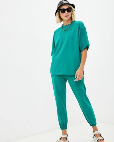 Спортивный костюм - зеленый Chic De Femme