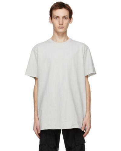 Bawełna koszula krótkie rękawy z mankietami John Elliott