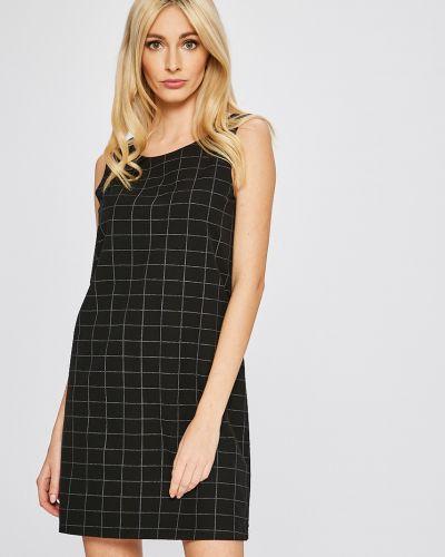 Платье мини в полоску прямое Answear