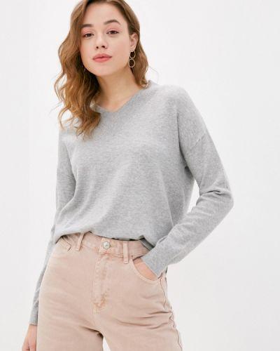 Серый пуловер Marks & Spencer