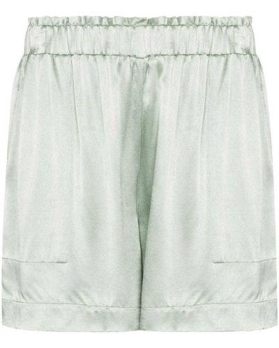 Пижамные шорты - зеленые Rails