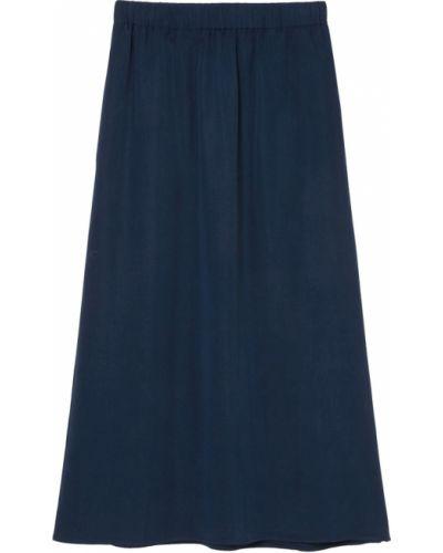 Niebieska długa spódnica Marc O'polo