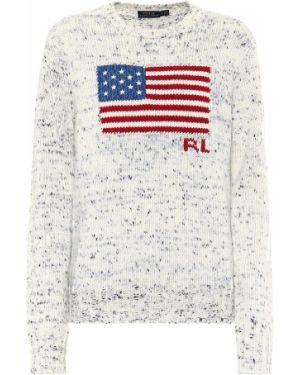 Свитер шерстяной классический Polo Ralph Lauren