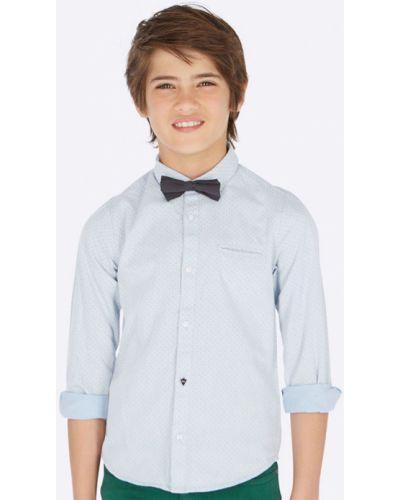 Koszula na przyciskach włókienniczy Mayoral