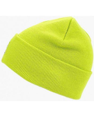 Зеленая шапка осенняя Herschel Supply Co.