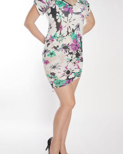 Повседневное платье с короткими рукавами Miss Sixty