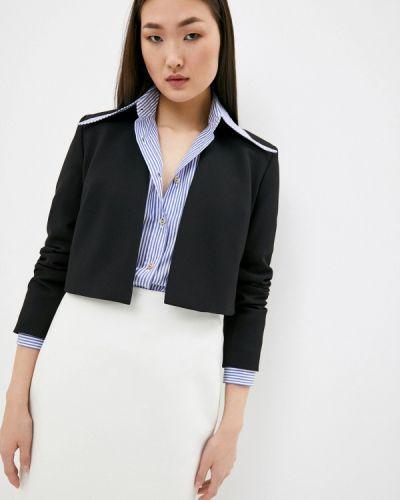 Черный пиджак Boss
