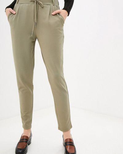 Повседневные зеленые брюки Sublevel