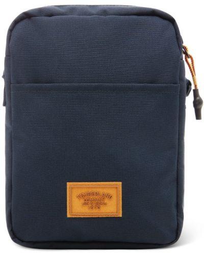 Повседневная темно-синяя маленькая сумка на молнии Timberland