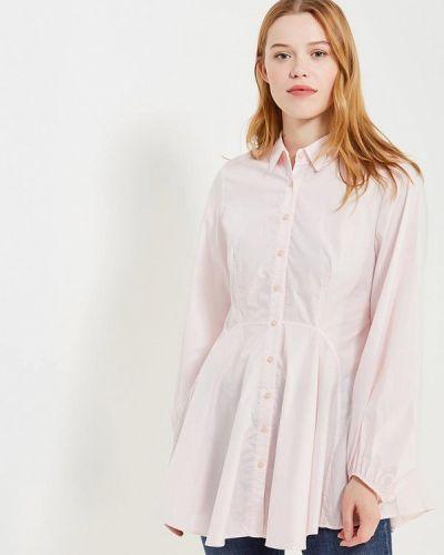 Розовая блузка Free People