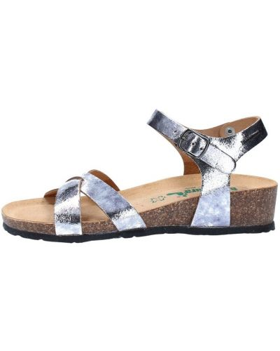 Szare sandały Bionatura