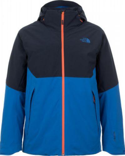 Утепленная куртка спортивная с капюшоном The North Face