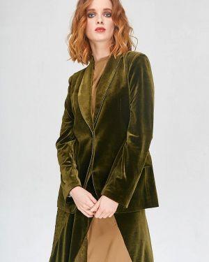 Пиджак - зеленый Yulia'sway