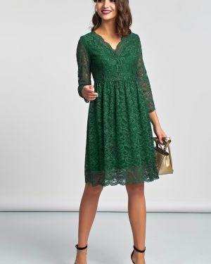 Платье с V-образным вырезом платье-сарафан Jetty
