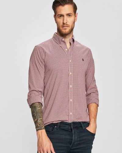 Рубашка с длинным рукавом в клетку нейлоновая Polo Ralph Lauren
