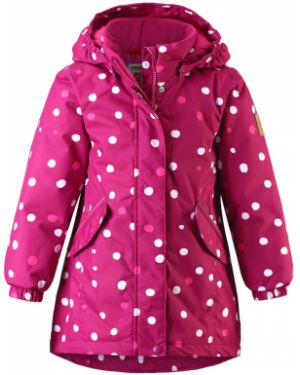 Зимняя куртка розовый Reima