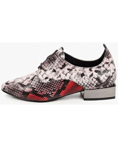 Кожаные ботинки Hestrend