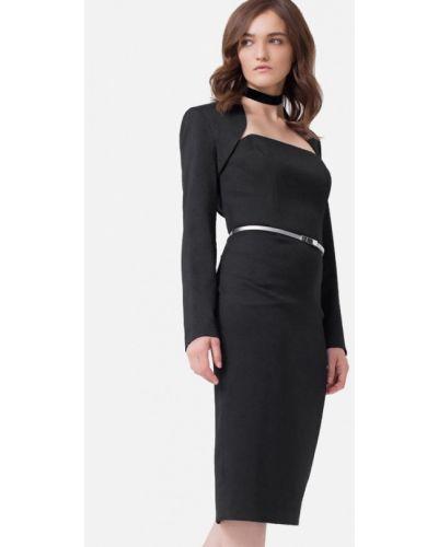 Вечернее платье черное Lo
