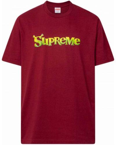 T-shirt bawełniana Supreme