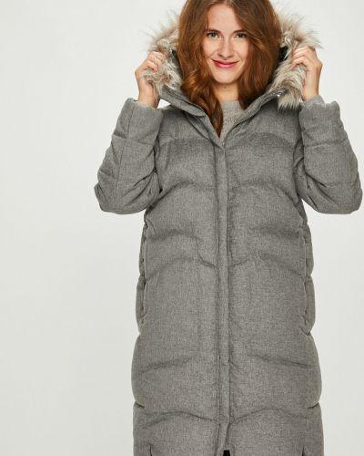 Утепленная куртка с карманами прямая Medicine