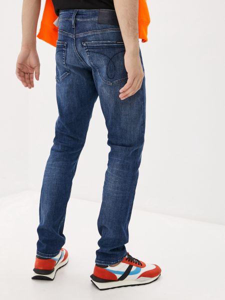 Джинсы - синие Calvin Klein Jeans