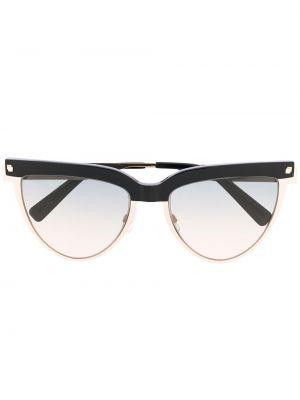 Черные солнцезащитные очки квадратные металлические Dsquared2 Eyewear