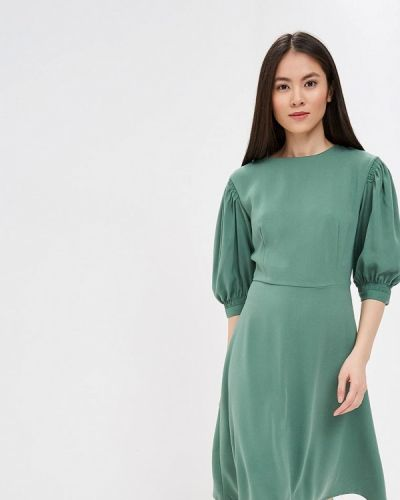 Платье - зеленое Valkiria