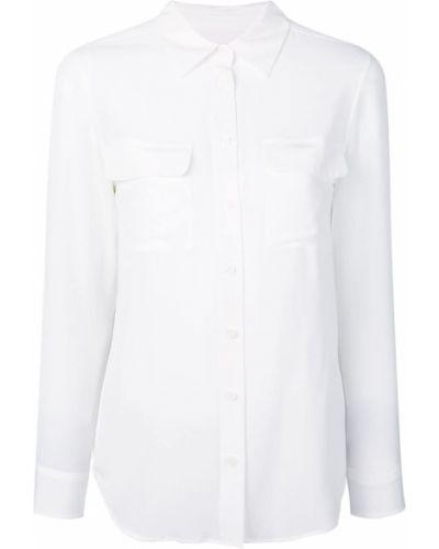 Рубашка белая Equipment