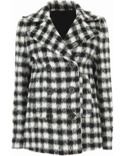 Czarny płaszcz Liviana Conti