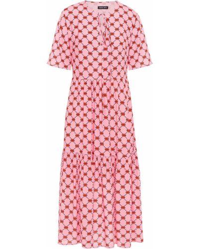 Платье миди Markus Lupfer