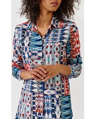 Блузка классическая скромный Simple