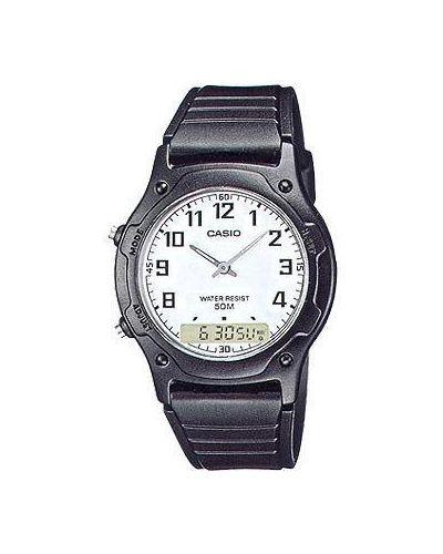 Часы водонепроницаемые кварцевые Casio