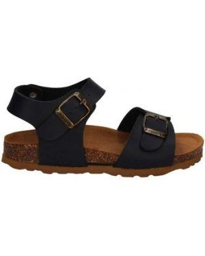 Niebieskie sandały Bionatura