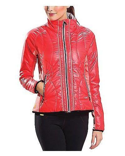 Куртка коралловый красная Lole