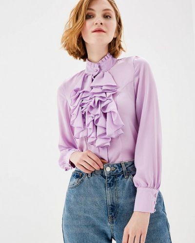 Блузка фиолетовый Edge Street