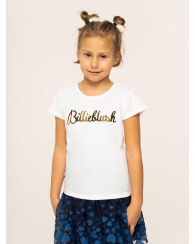 Biała t-shirt Billieblush