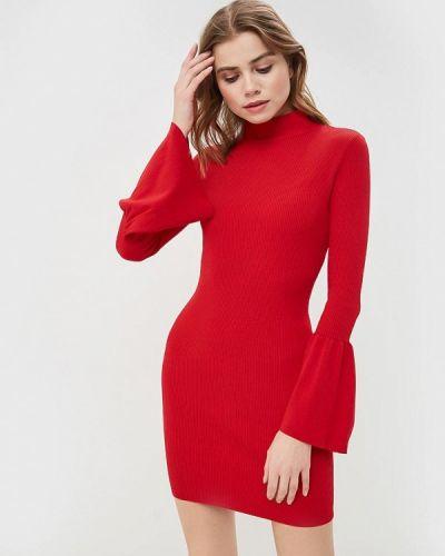 Платье - красное You&you