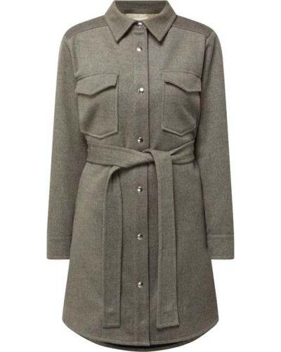 Płaszcz z paskiem z wiskozy Levete Room