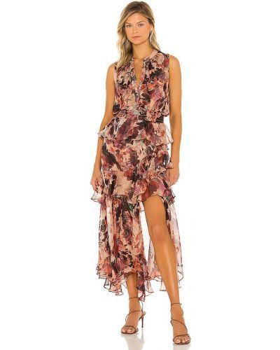 Платье с подкладкой Misa Los Angeles