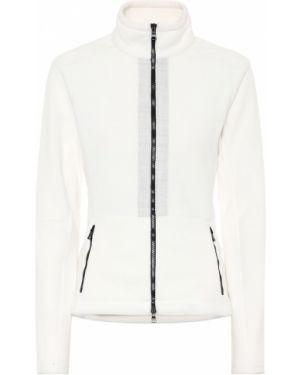 Зимняя куртка классическая белая Erin Snow