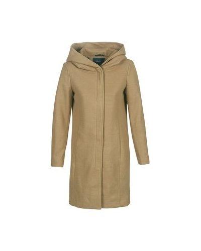 Пальто с капюшоном Only