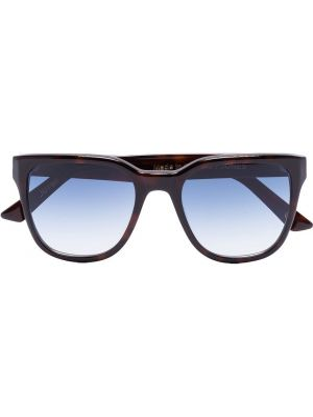 Niebieskie okulary z akrylu Kirk Originals