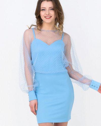 Вечернее платье весеннее Ricamare