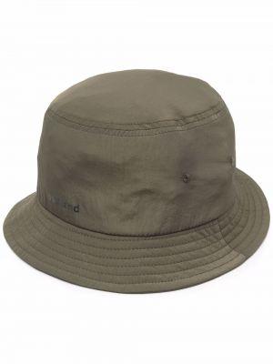 Zielony kapelusz Soulland