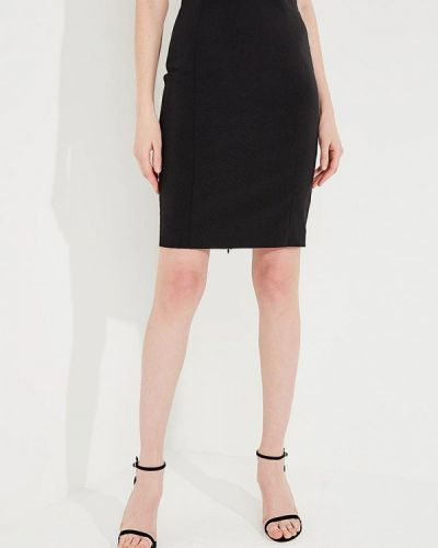 Черная юбка мини Liu Jo