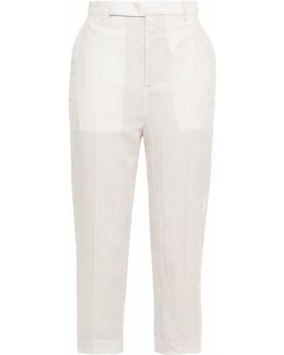 Spodnie wełniane Rick Owens