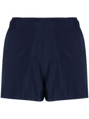 Синие шорты для бега Rossignol