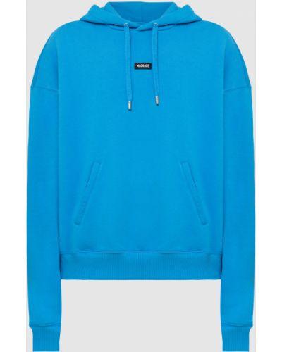Синяя свитшот Mackage