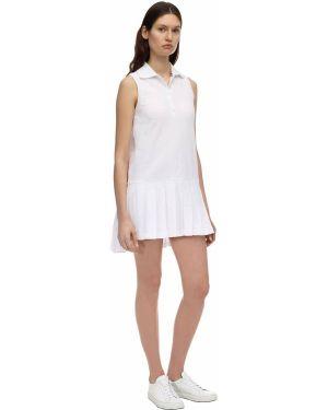 Платье в полоску теннисное Thom Browne